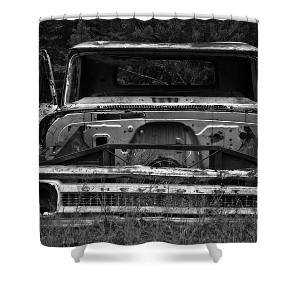 Chevy Shower Curtain