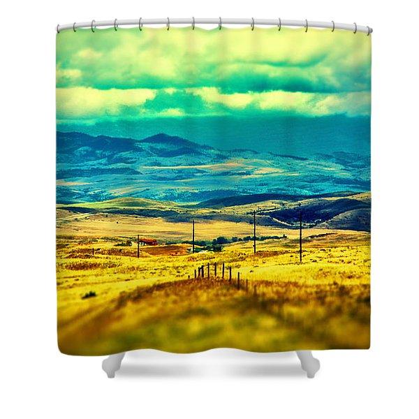 Cheyene Country Shower Curtain