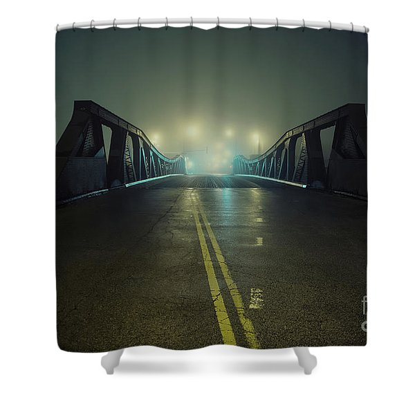 Chicago Fog Shower Curtain
