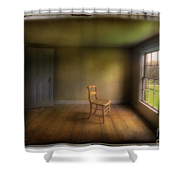 Christina's Room Shower Curtain