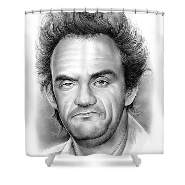 Christopher Lloyd Shower Curtain