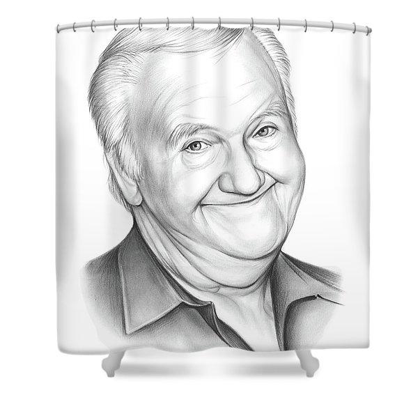 Chuck Mccann Shower Curtain