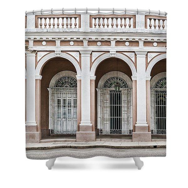 Cienfuegos Arches Shower Curtain