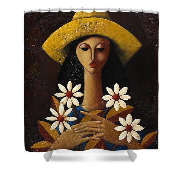 Cinco Margaritas Shower Curtain