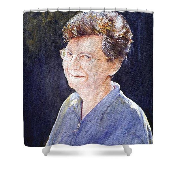 Cindy Shower Curtain