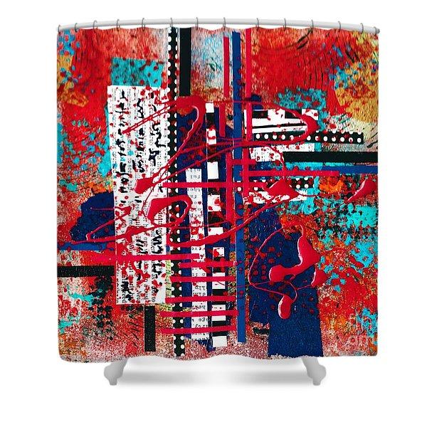 Cinema  Shower Curtain