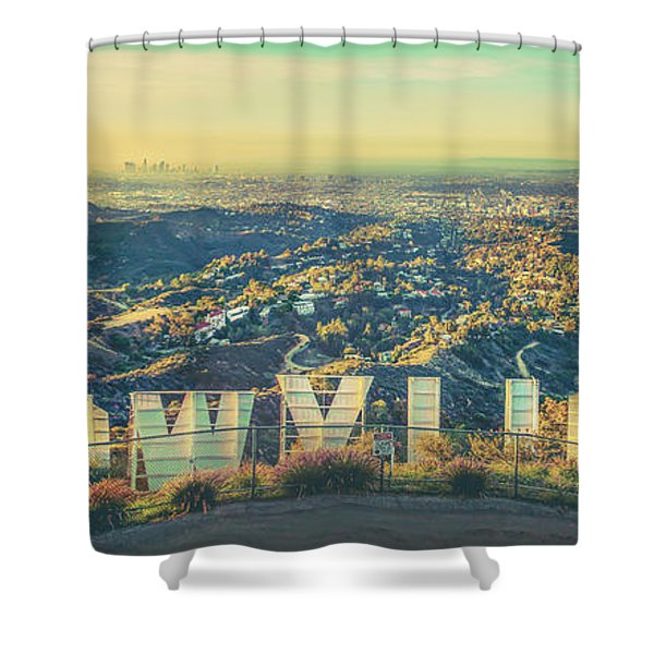 Cinematic Shower Curtain