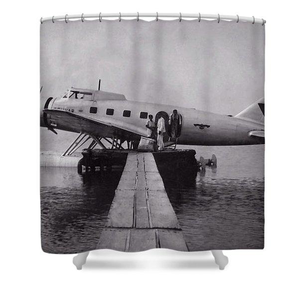Clark Ga-43 Shower Curtain