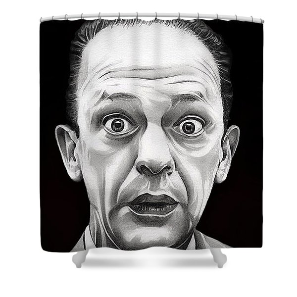 Classic Barney Fife Shower Curtain