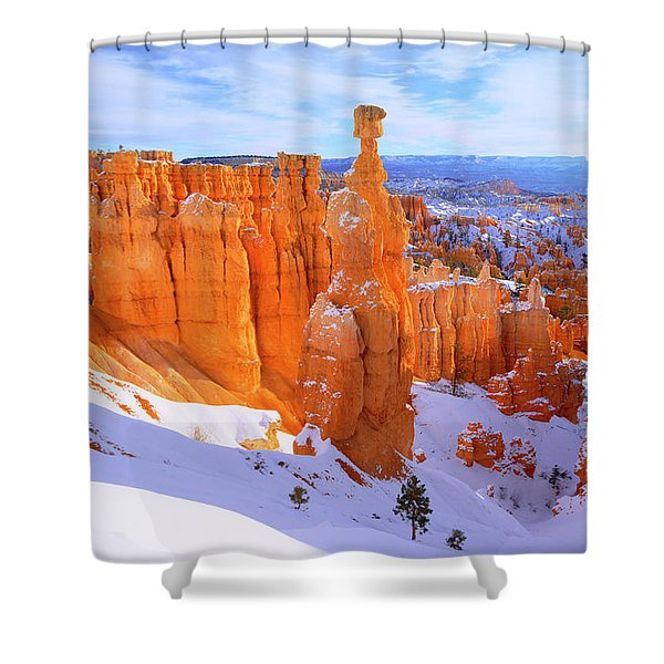 Classic Bryce Shower Curtain