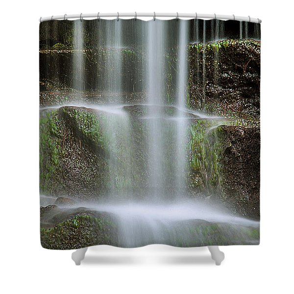 Cleanse Me Shower Curtain