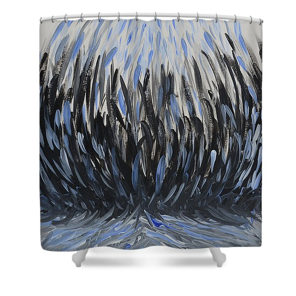 Cleansing Shower Curtain