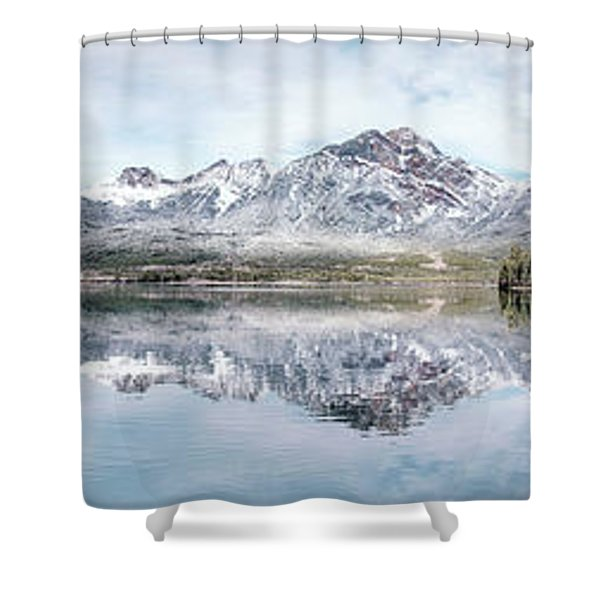 Clearlight Symphony Shower Curtain