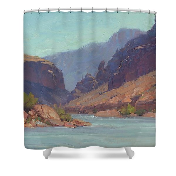 Clearwater Shower Curtain