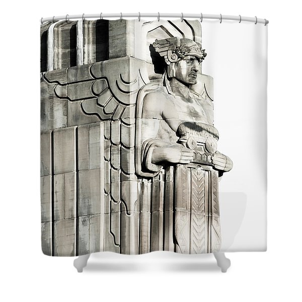 Cleveland Icon Shower Curtain