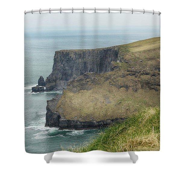 Cliffs Of Moher 1 Shower Curtain