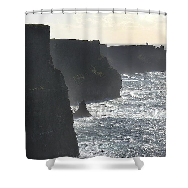 Cliffs Of Moher 1 Shower Curtain