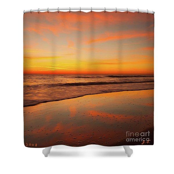 Cloud Dance  Shower Curtain