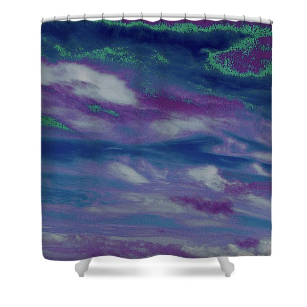 Cloud Fantasia Shower Curtain