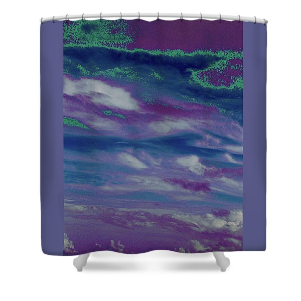 Cloud Fantasia Shower Curtain