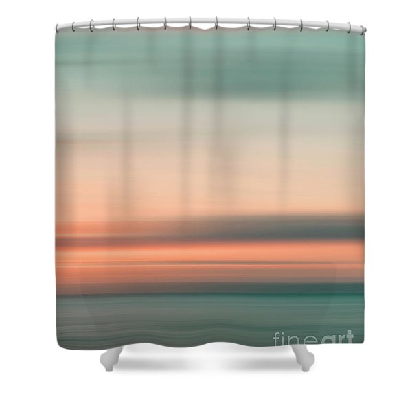 Cloudbusting Shower Curtain
