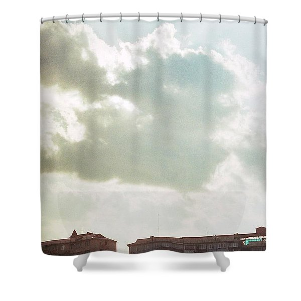 Clouds Are Amazing  Shower Curtain
