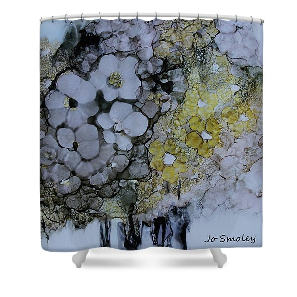 Cloudy With A Chance Of Sunshine Shower Curtain