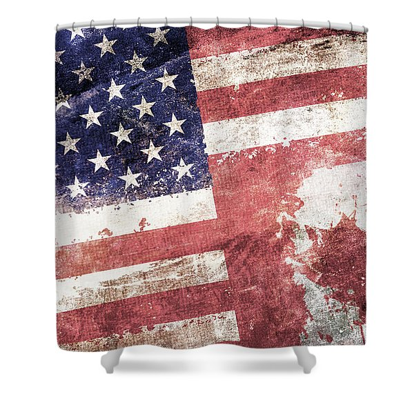 Co-patriots  Shower Curtain