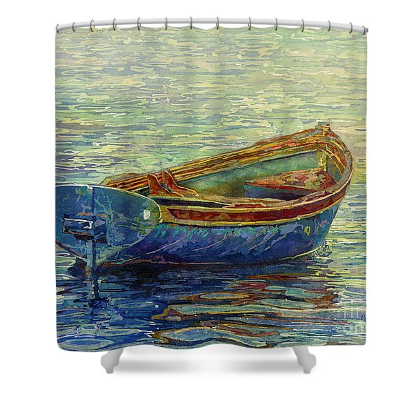 Coastal Lullaby Shower Curtain