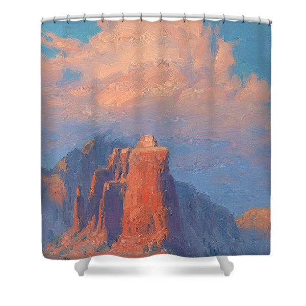 Coffee Pot Afternoon Shower Curtain