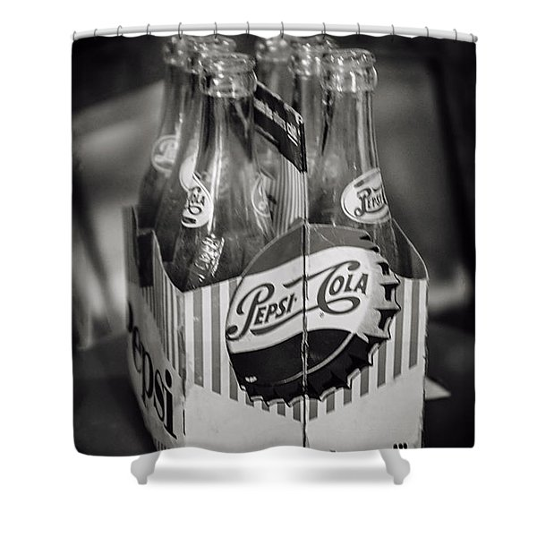 Cold One  Shower Curtain