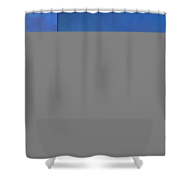 Color Abstractioin Lx Shower Curtain