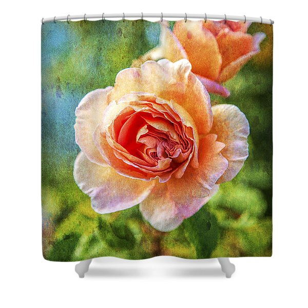 Color Of The Rose Shower Curtain