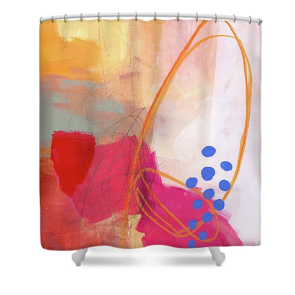 Color, Pattern, Line #2 Shower Curtain