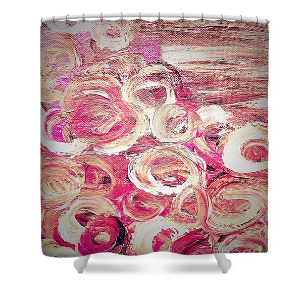 Color Trend Mesmeric Dream Shower Curtain
