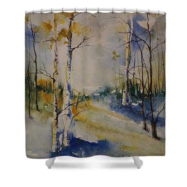 Colorado Bright Morning 2 Shower Curtain