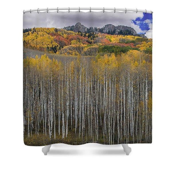 Colorado Splendor Shower Curtain