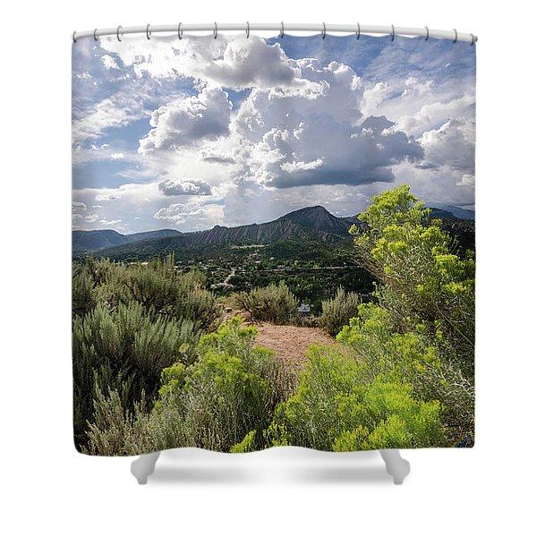 Colorado Summer Shower Curtain