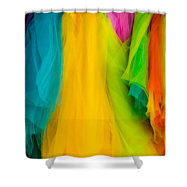 Colorful Shower Curtain
