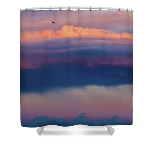 Colorful Journey Shower Curtain