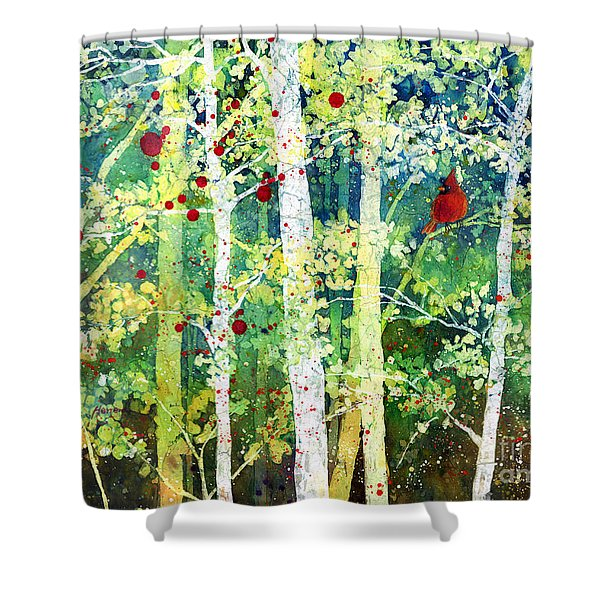 Colorful Presence Shower Curtain