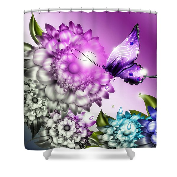 Colorizer Shower Curtain