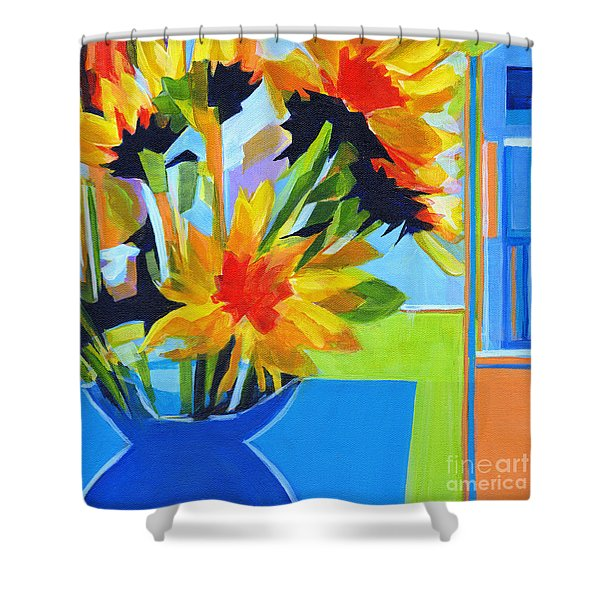Colors Always On My Mind Shower Curtain