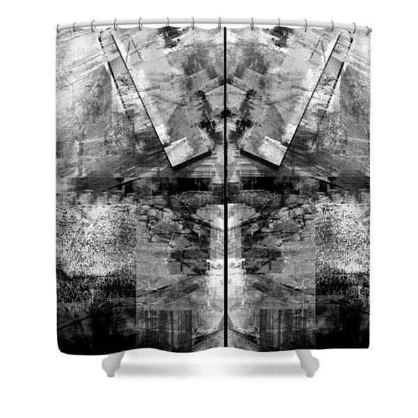 Colors Released Shower Curtain