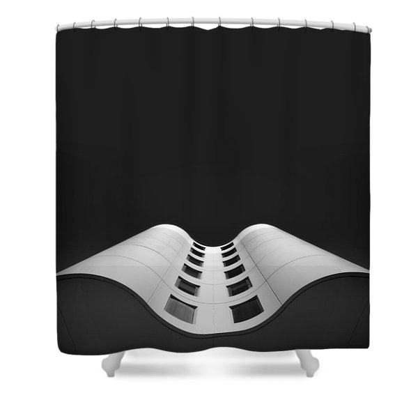 Columbia St Marys Womens Hospital Shower Curtain