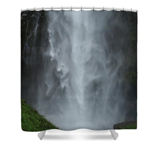 Columbiagorge01 Shower Curtain