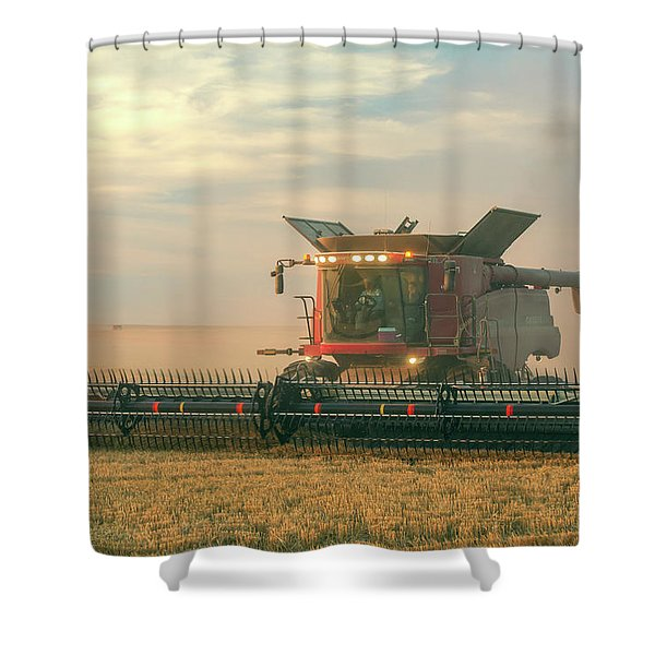 Combine In Dust Shower Curtain