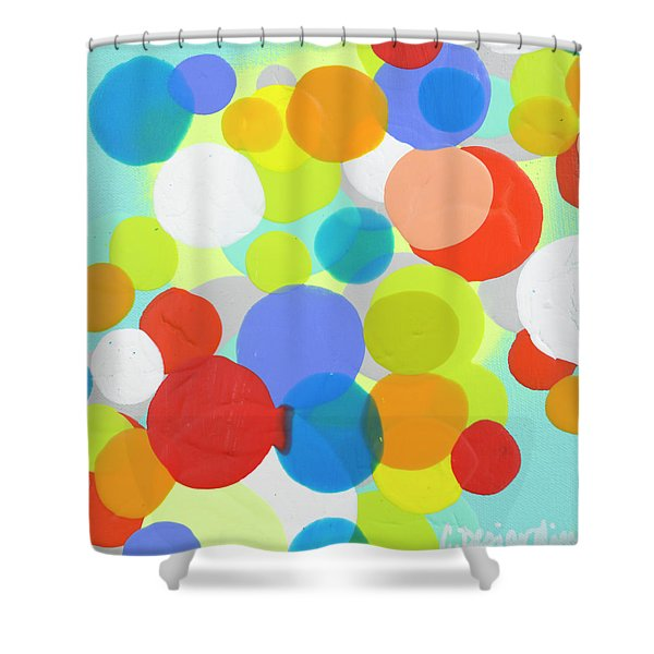 Come And Gone Shower Curtain
