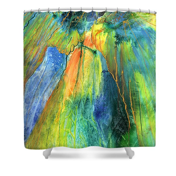 Coming Lord Shower Curtain