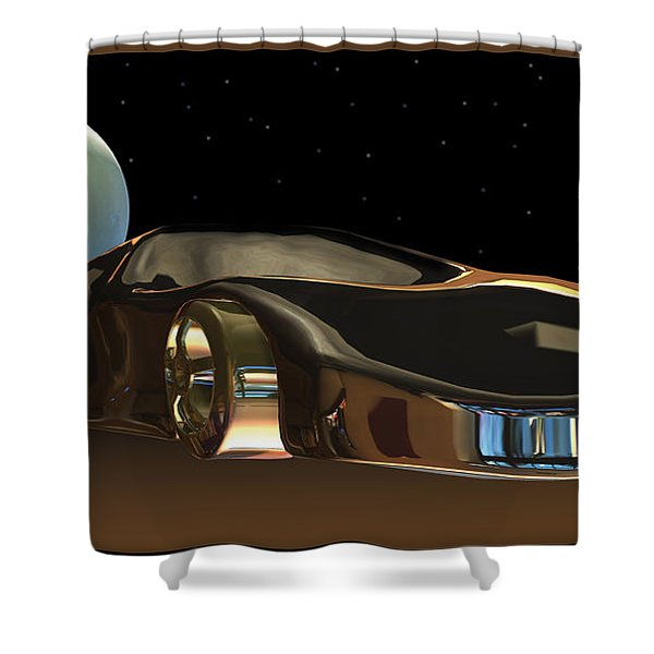 Concept 2 Shower Curtain